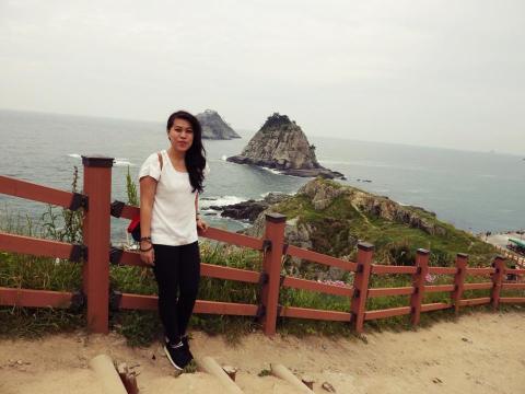 Oryukdo Island (오륙도)