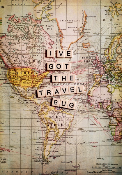 ive-got-the-travel-bug-camping-quotes